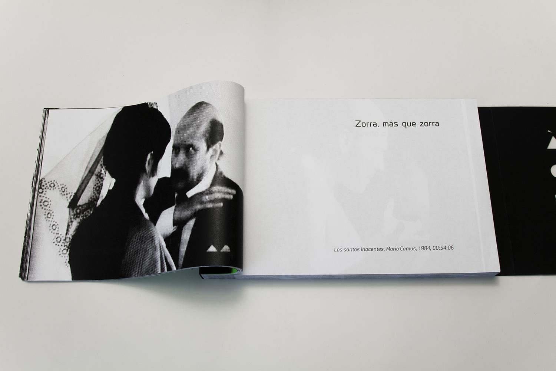 Esto está pasando porque tú quieres  Libro de artista  Raquel Muñoz - Montse Carreño