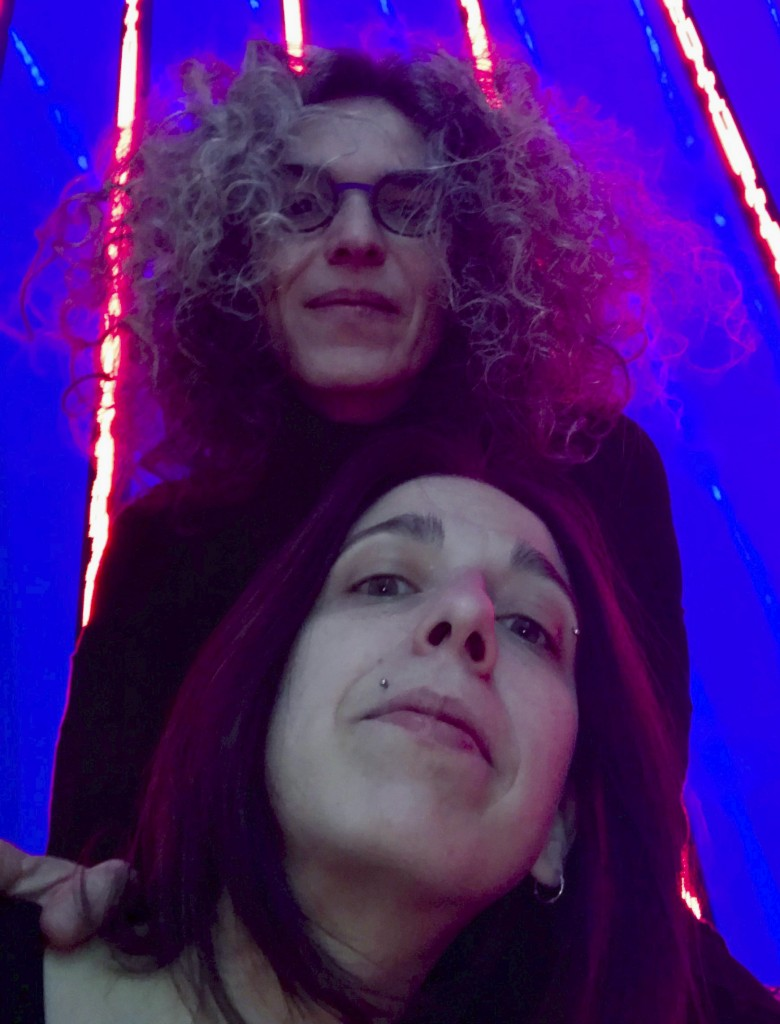 Montse Carreño y Raquel Muñoz
